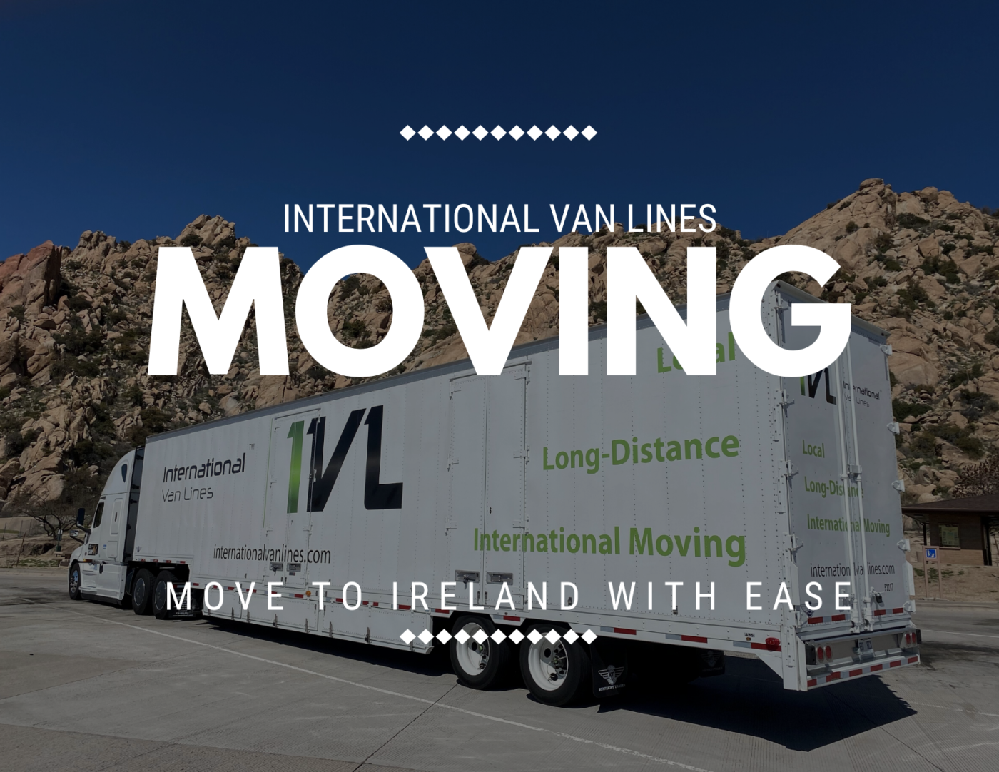 Moving from New York to Dublin, Ireland