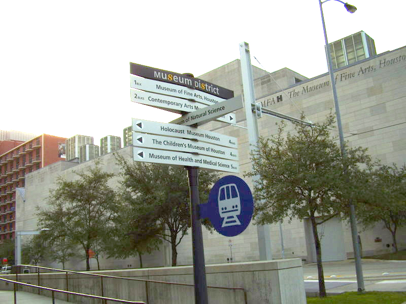 Moving to Houston - Attractions