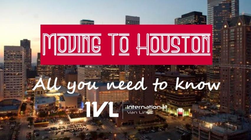 Moving to Houston