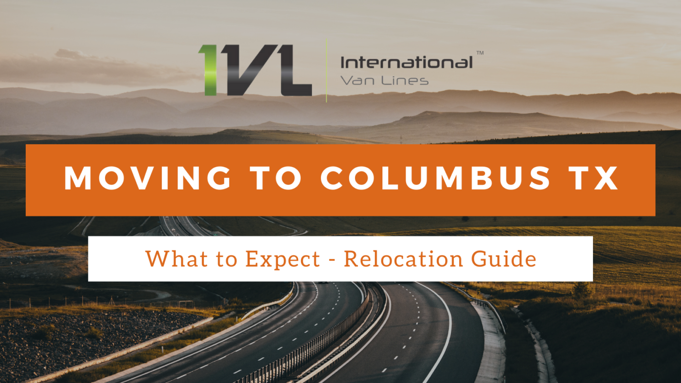 Columbus Texas Moving Guide