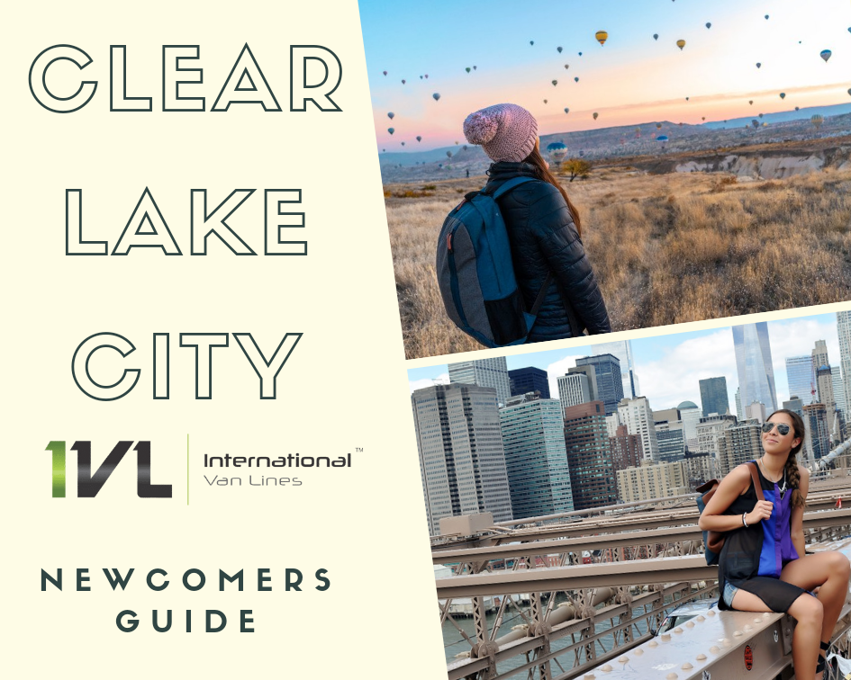 2021 Newcomers Guide to Clear Lake City Texas