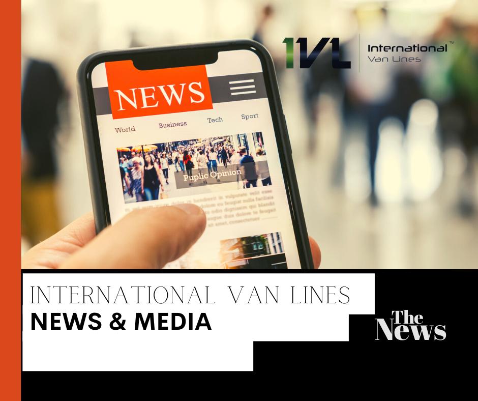 International Van Lines News & Media