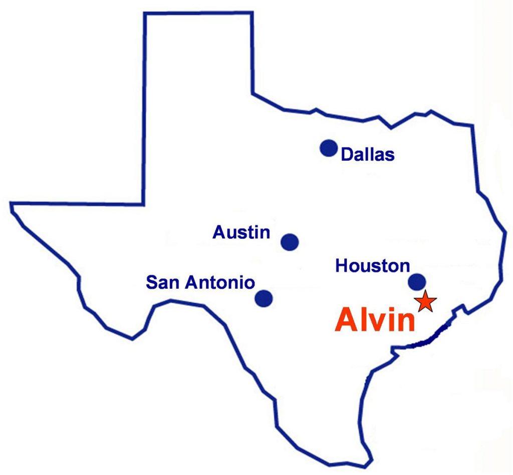 moving in alvin tx