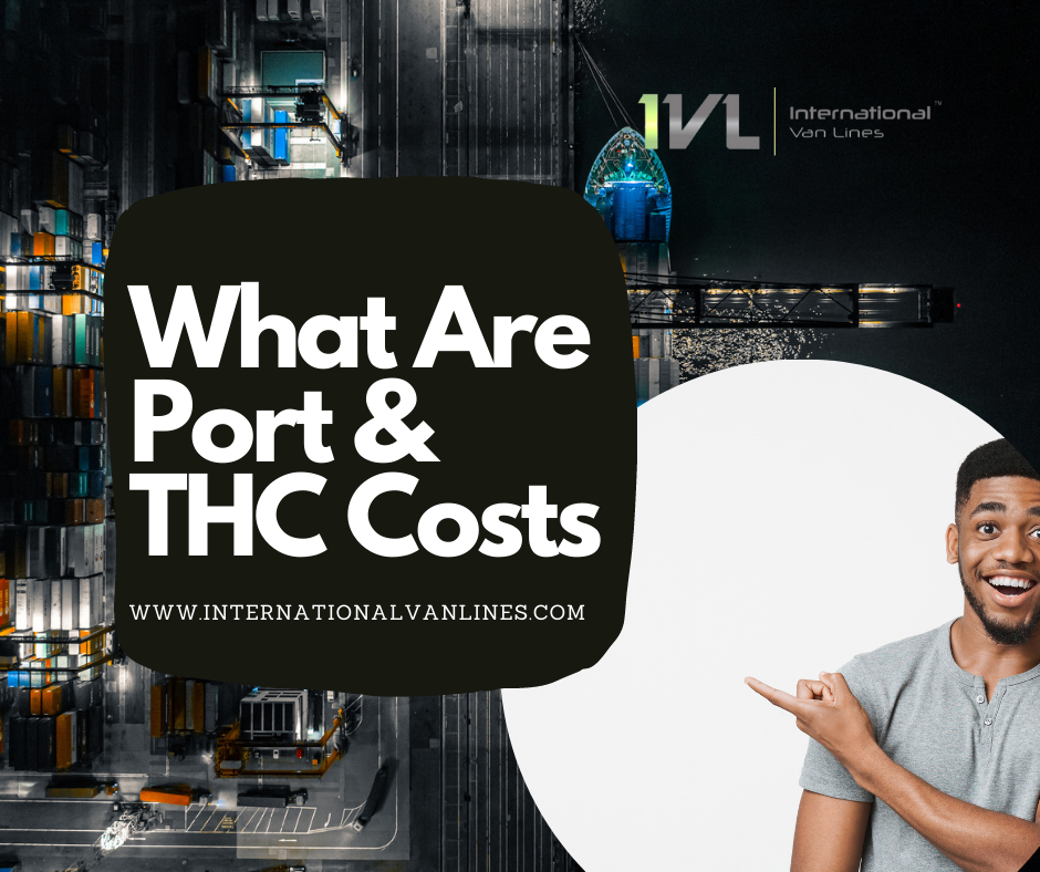 Port & THC charges explained