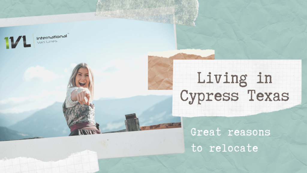 Living in Cypress Texas – Great Reasons to Relocate