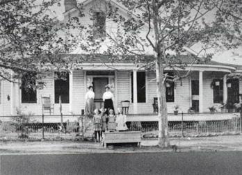 Isaac Conroe House