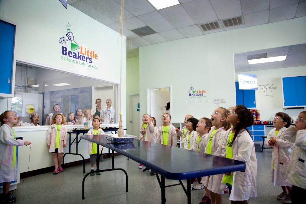 Kids' Science Lab in Little Beakers