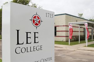 Lee College in Baytown