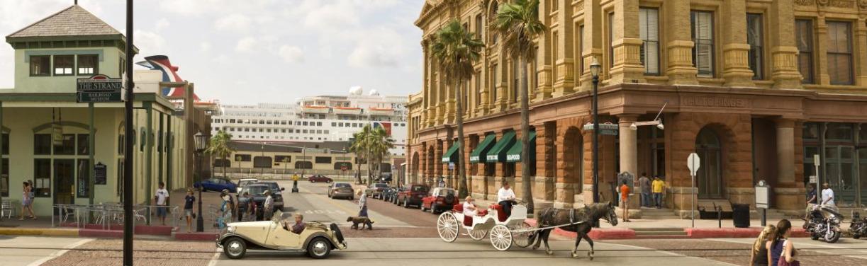 Galveston Texas travel