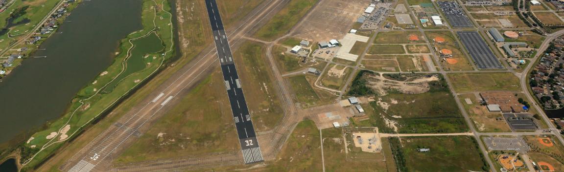 Galveston's Scholes International Airport