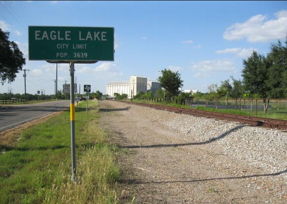eagle lake rail