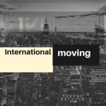 International moving costs breakdown